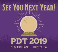 2019 AGA PDT