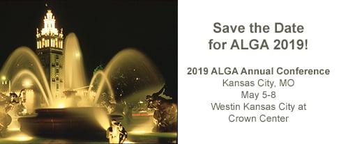 2019 ALGA Conference