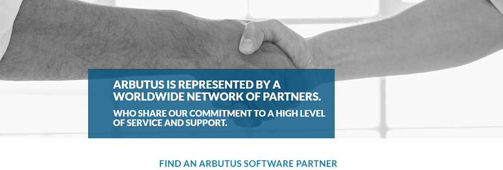 ARBUTUS _Find a Partners