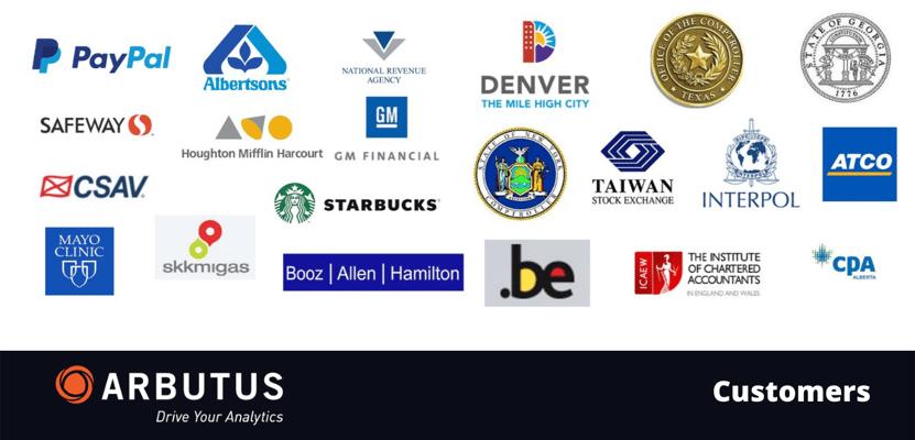 ARB Customer logos - collage