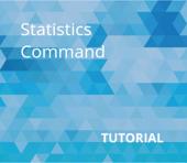 Statistics Command