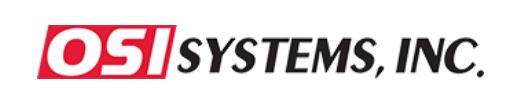 OSI SYSTEMS Inc. - HAWTHORNE, CA